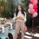 Cassie Scerbo – 'Burn Cookbook' Boozy Brunch Launch in Los Angeles - 454 x 579