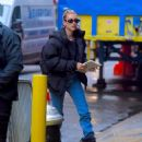 Hailey Baldwin – In Jeans Spotted out and about in New York City