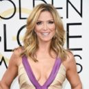 Debbie Matenopoulos- 74th Annual Golden Globe Awards - Arrivals
