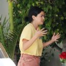 Selena Gomez out for breakfast in Beverly Hills