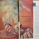 Maria Schell - TV Guide Magazine Pictorial [United States] (9 May 1959) - 454 x 356
