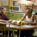 "Evan Ross portrays Anton 'Ant' Swann and Tip ""T.I."" Harris portrays Rashad Swann in Warner Bros. Pictures' music-driven coming of age story, ATL. Photo by Guy D'Alema"