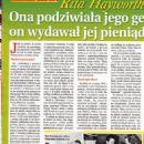 Rita Hayworth - Retro Magazine Pictorial [Poland] (December 2018) - 454 x 642