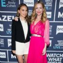 Natalie Portman and Leslie Mann – Watch What Happens Live in NYC
