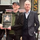 Michael Keaton- December 10, 2015-Ron Howard Is Honored with a Star on the Hollywood Walk of Fame - 443 x 600