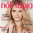 Nõk Lapja Magazine Cover [Hungary] (22 January 2014) - Michelle Pfeiffer Magazine Cover [Hungary] (22 January 2014)