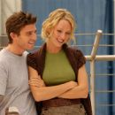 Bryan Greenberg as the young artist David and Uma Thurman as his more mature girlfriend Rafi - Prime (2005)