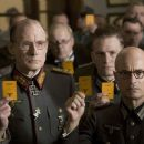 BILL NIGHY (left) as Friedrich Olbricht, JAMIE PARKER (center back) as Werner von Haeften and CHRISTIAN BERKEL as Mertz von Quirheim in the suspense thriller VALKYRIE. VALKYRIE opens in theatres nationwide on DEcember 25, 2008. © 2008 United Artists Produ