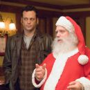 "VINCE VAUGHN stars as Fred Claus in Warner Bros. Pictures' holiday comedy ""Fred Claus,"" distributed by Warner Bros. Pictures. The film also stars Paul Giamatti. Photo by Jaap Buitendijk."