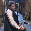 The guy behind the guy, Randall 'Mack' Mackenzie (Donal Logue) is Johnny Blaze's best friend and chief mechanic.