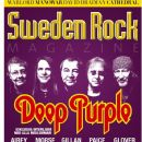 Don Airey, Steve Morse, Ian Paice, Roger Glover - Sweden Rock Magazine Cover [Sweden] (May 2013)