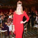 Jessica Hart Save Venice Un Ballo In Maschera Event In Nyc