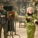 Miranda Richardson as Rita Skeeter in Warner Bros. Harry Potter and the Goblet of Fire - 2005