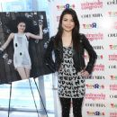 Miranda Cosgrove - Promoting 'Sparks Fly' At Toys R Us On April 27, 2010 In New York City