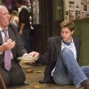 """BRIAN BAUMGARTNER as Jim and JOHN KRASINSKI as Ben Murphy in Warner Bros. Pictures' and Village Roadshow Pictures' comedy """"License to Wed,"""" distributed by Warner Bros. Pictures. The film stars Robin Williams. Photo by Peter Sorel"""