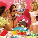 L to R: China Jesusita Shavers, Vida Guerra and Jennifer Lyons in Lionsgate Home Entertainment 'Dorm Daze 2'  2006