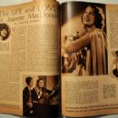 Jeanette MacDonald - Movie Mirror Magazine Pictorial [United States] (April 1936) - 454 x 321