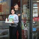 Ariel Winter at a pet store in Studio City