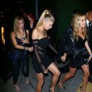 Charlotte McKinney – Arriving at the grand opening of TAO in Hollywood - 454 x 598