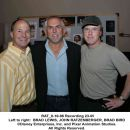 Left to right: BRAD LEWIS, JOHN RATZENBERGER, BRAD BIRD. ©Disney Enterprises, Inc. and Pixar Animation Studios. All Rights Reserved.