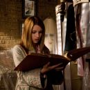 "EMMA ROBERTS as Nancy Drew in Warner Bros. Pictures' and Virtual Studios' family mystery adventure ""Nancy Drew,"" distributed by Warner Bros. Pictures. Photo by Melinda Sue Gordon"