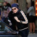 Rachael Taylor – Filming 'Jessica Jones' in New York City - 454 x 454