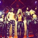 Mötley Crüe w/ The Nasty Habits - Girls, Girls, Girls tour