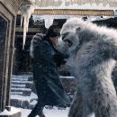 General Yang (CHAU SANG ANTHONY WONG) learns not to mess with a Yeti.