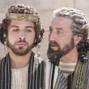 "Alessandro Giuggioli (left) stars as ""Antipas"" and Ciaran Hinds (right) stars as ""King Herod"" in New Line Cinema's release of Catherine Hardwicke's drama, The Nativity Story. Photo Credit: ©2006 Jaimie Trueblood/New Lin - 454 x 303"