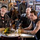 L to R : M.C. Gainey, Kevin Durand and Ray Liotta in Wild Hogs. Photo Credit: Lorey Sebastian. © Touchstone Pictures. All Rights Reserved