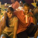 """Jason Weaver as Teddy, Lauren London as New-New and Tip """"T.I."""" Harris as Rashad in Warner Bros. Pictures' music-driven coming of age story, ATL. Photo by Guy D'Alema - 454 x 302"""