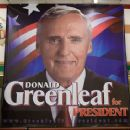 Dennis Hopper star as Donald Greenleaf (pictured) in Walt Disney Studios Motion Pictures' Swing Vote.