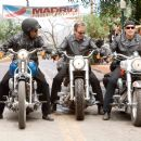 Martin Lawrence, Tim Allen and John Travolta in Wild Hogs. Photo Credit: Lorey Sebastian. © Touchstone Pictures. All Rights Reserved