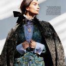 Lily Aldridge - Harper's Bazaar Magazine Pictorial [Singapore] (November 2016)