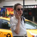 Carey Mulligan out in New York - 454 x 592