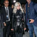 Lady Gaga – Arrives at Celine Show in Paris