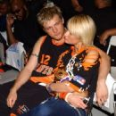 Nick Carter and Paris Hilton - 454 x 575