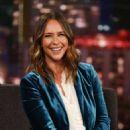 Jennifer Love Hewitt at Jimmy Kimmel Live! in Los Angeles - 454 x 681
