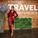 Shay Mitchell – Blue Delta SkyMiles Credit Card from AMEX launch event in NYC - 454 x 494