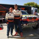Dakar Rally winning drivers
