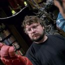 Director Guillermo del Toro. Behind the scene of Hellboy 2: The Golden Army.