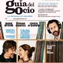 Rose Byrne - Guía del Ocio Magazine Cover [Spain] (4 January 2019)