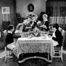 Cast of Adventures of Tom Sawyer 1938 David Holt, Ann Gillis, Georgie Billings, Jackie Moran, Tommy Kelly, Byron Armstrong, Cora Sue Collins and Mickey Rentschler, Thanksgiving