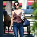 Ashley Greene – In jeans while out in Los Angeles - 454 x 681