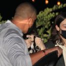 Selena Gomez – Leaving dinner with friends at Nobu in Malibu
