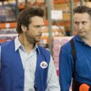 Zack (Dane Cook) and Russell (Harland Williams) in EMPLOYEE OF THE MONTH. Photo credit: John Johnson.