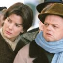 Sandra Bullock and Toby Jones in Warner Independent Pictures', Infamous - 2006 - 454 x 221