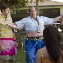 """JOHN KRASINSKI as Ben Murphy and BRIAN BAUMGARTNER as Jim in Warner Bros. Pictures' and Village Roadshow Pictures' comedy """"License to Wed,"""" distributed by Warner Bros. Pictures. The film stars Robin Williams. Photo by Peter Sorel"""