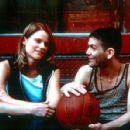 Joelle Carter as Amy and Guillermo Diaz as Victor in Cowboy Booking's Just One Time - 2000