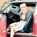 Pink - Glamour Magazine Pictorial [United States] (June 2013)